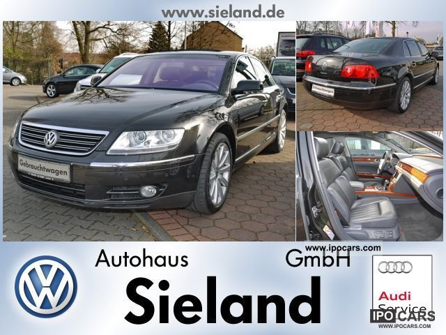 2007 Volkswagen  4Motion Phaeton V6 TDI Tiptronic Sedan, Limousine Used vehicle photo