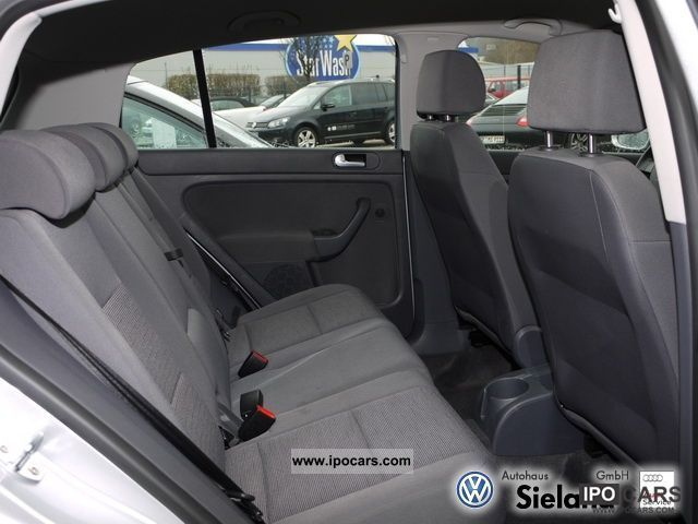 2006 Volkswagen Golf Plus Trendline Automatic Air