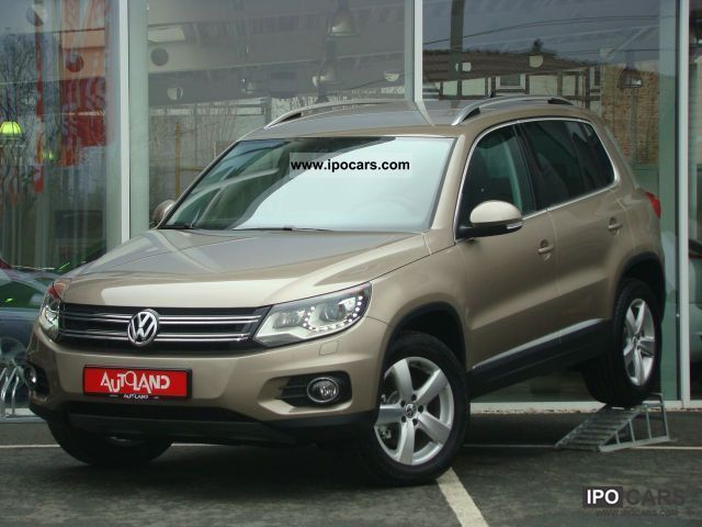 2011 Volkswagen  Tiguan 2.0 TDI 4Motion Track & Style Klimaautoma Other New vehicle photo