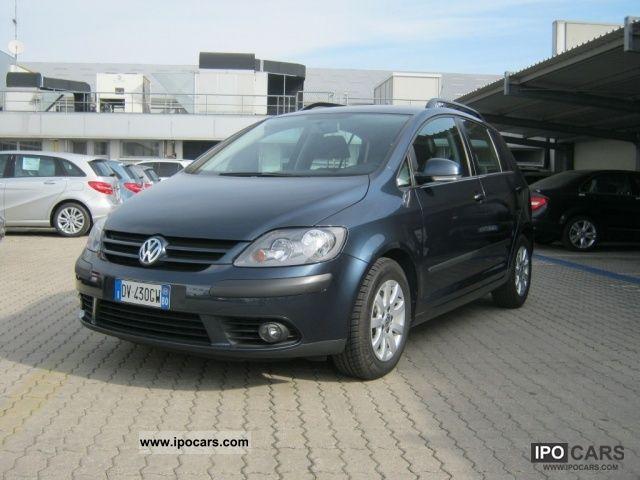 2009 Volkswagen Golf 5 standard ª Golf Plus 1 9 TDI DPF DSG