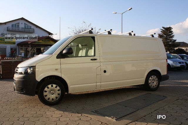 Volkswagen  Transporter T5 Box LPG LR 2010 Liquefied Petroleum Gas Cars (LPG, GPL, propane) photo