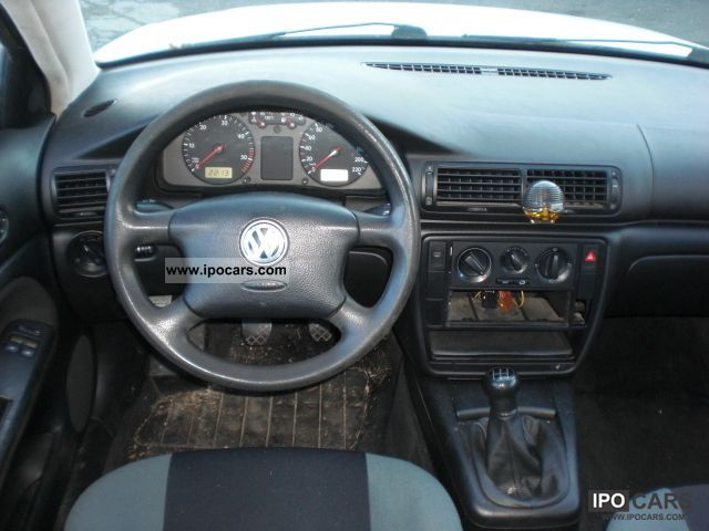 1997 Volkswagen Passat Variant 1.9 TDI * Air conditioning * - Car Photo and Specs