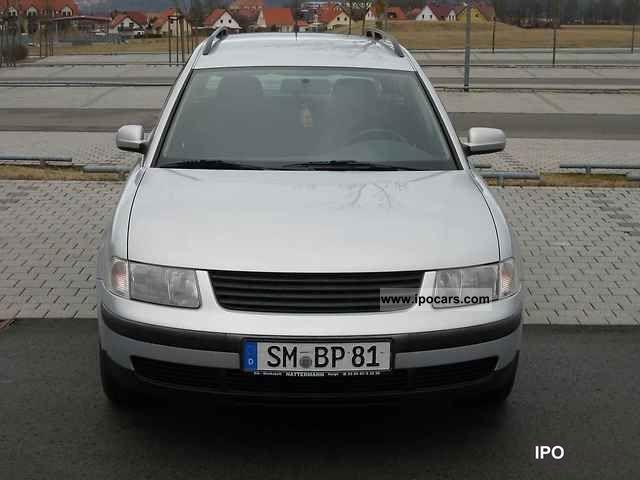 1997 Volkswagen  1.8 5V Turbo Passat Variant Comfortline Estate Car Used vehicle photo