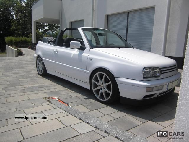 volkswagen golf cabrio  car photo  specs