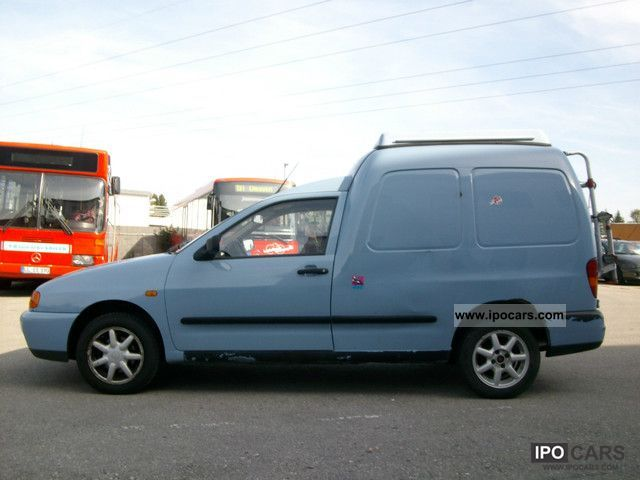 1997 Volkswagen  Caddy SDI TUV & Camper AU NEW Van / Minibus Used vehicle photo