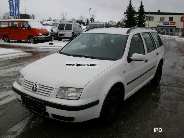 2003 Volkswagen  Bora Variant 1.9 TDI, EURO 3 * 1 * HAND * Estate Car Used vehicle photo