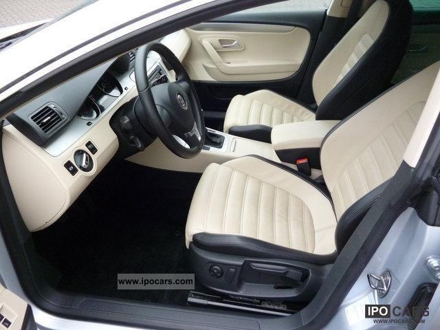 2010 Volkswagen Passat CC 2.0 TDI coup LEATHER / RNA 510 ...