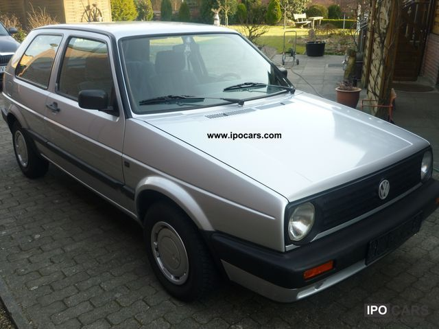 1989 Volkswagen  Golf Limousine Used vehicle photo
