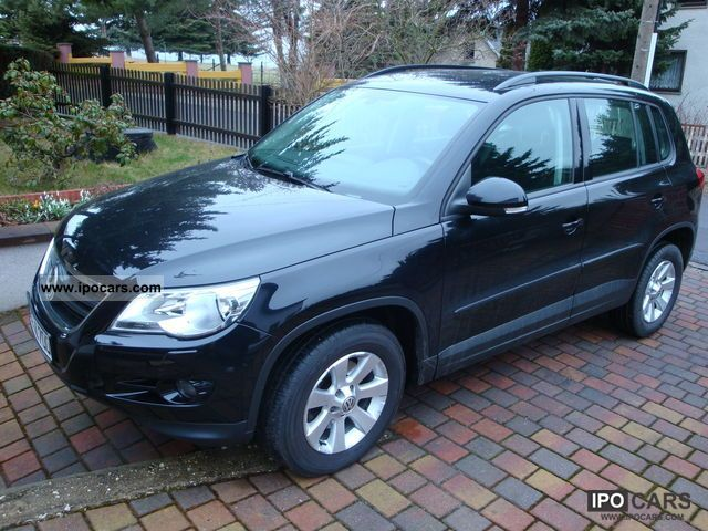 2007 Volkswagen  Tiguan 2.0 TDI 4Motion Track & Field ALU Off-road Vehicle/Pickup Truck Used vehicle photo