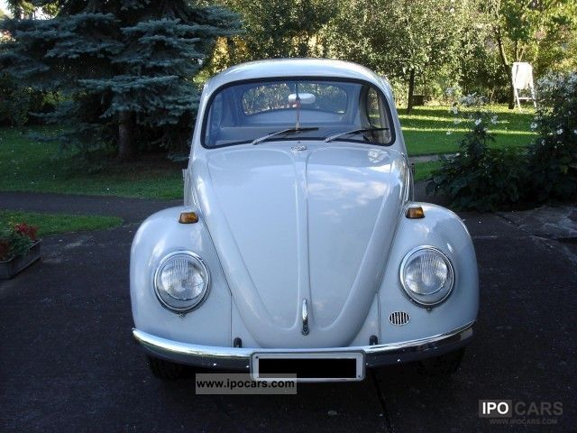 Volkswagen  Beetle 1967 Vintage, Classic and Old Cars photo