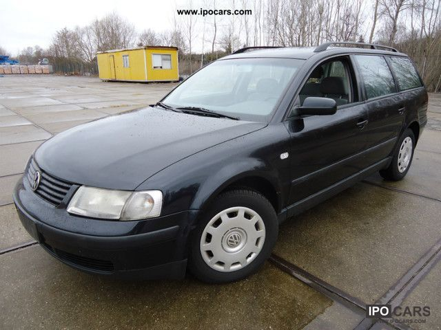 2000 volkswagen passat variant 1 9 tdi car photo and specs. Black Bedroom Furniture Sets. Home Design Ideas