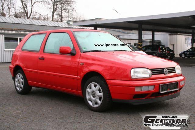 1997 Volkswagen Golf Iii 1 4 Joker Car Photo And Specs
