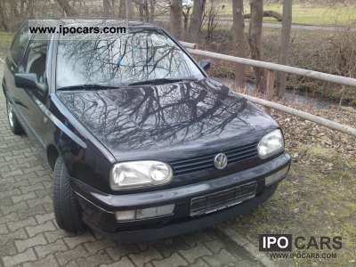 1996 Volkswagen  Golf 1.8 Bon Jovi Limousine Used vehicle photo