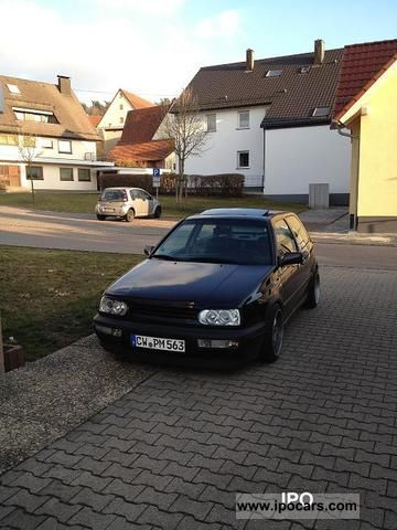 1997 Volkswagen  Golf GTI Edition 2.0 Limousine Used vehicle photo