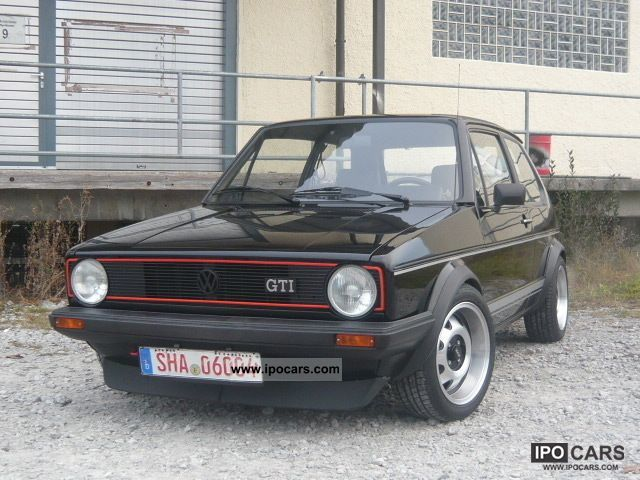 1982 volkswagen golf 1 cabrio gli gti car photo and specs. Black Bedroom Furniture Sets. Home Design Ideas