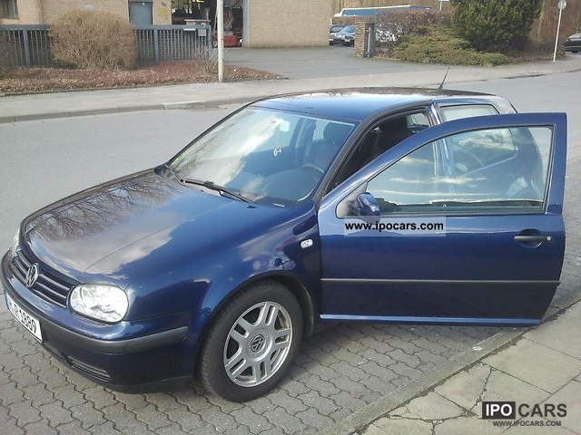 2000 Volkswagen  4 Small Car Used vehicle photo