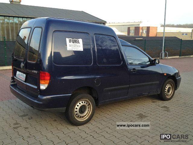 1999 volkswagen caddy 1 9 sdi vans    1 hand    truck perm