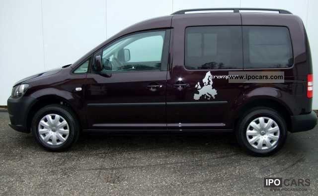 2011 volkswagen caddy 1 2 tsi trendline hitchhiker apc. Black Bedroom Furniture Sets. Home Design Ideas