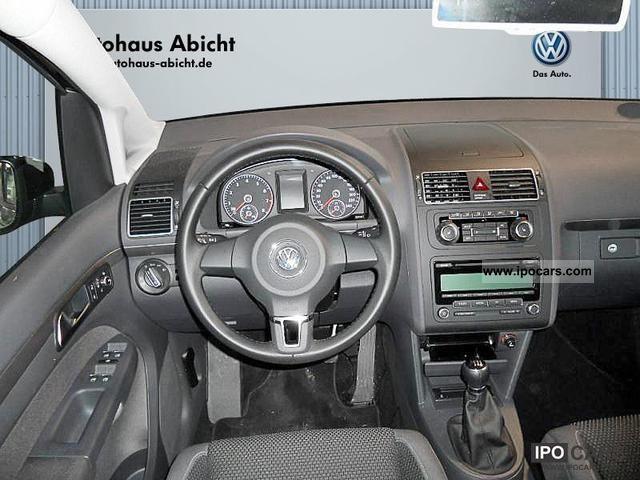 2017 Volkswagen Touran 1 4 Tsi Comfortline Van Minibus Used Vehicle Photo