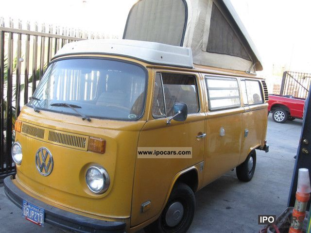 Volkswagen  T2B 1977 Vintage, Classic and Old Cars photo