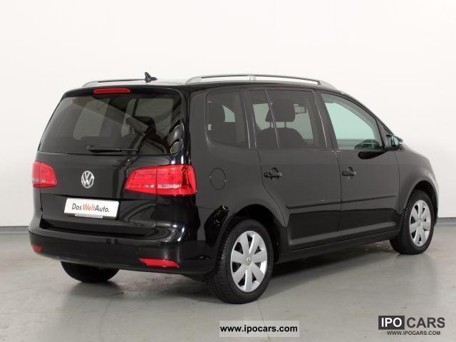 2011 volkswagen touran tdi dpf 6 1 comfortline car photo. Black Bedroom Furniture Sets. Home Design Ideas