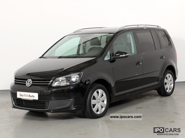 2011 volkswagen touran tdi dpf 2 0 comfortline car photo and specs. Black Bedroom Furniture Sets. Home Design Ideas