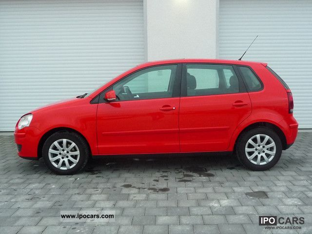 2005 volkswagen polo 1 4 sportline 1 hand seat heating air. Black Bedroom Furniture Sets. Home Design Ideas