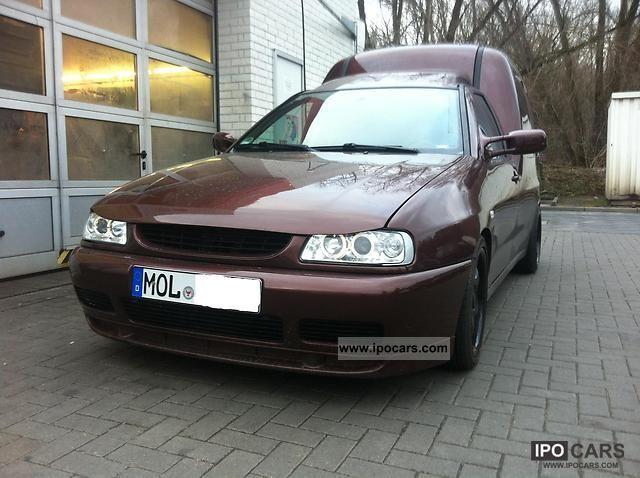 1999 Volkswagen Caddy 14 9K9AD6 Van Minibus