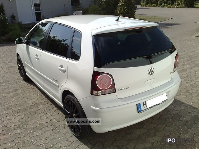 2009 Volkswagen Polo 1 6 Gt Rocket 8 Specialized Frosted