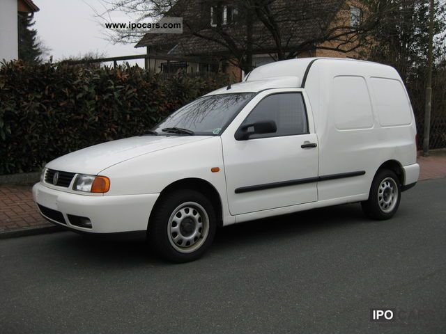 Volkswagen  Caddy 1.4 9K9AD6 1997 Liquefied Petroleum Gas Cars (LPG, GPL, propane) photo