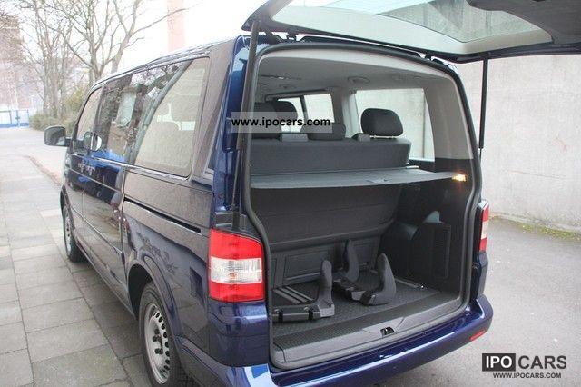 2004 Volkswagen Multivan Comfortline Car Photo And Specs