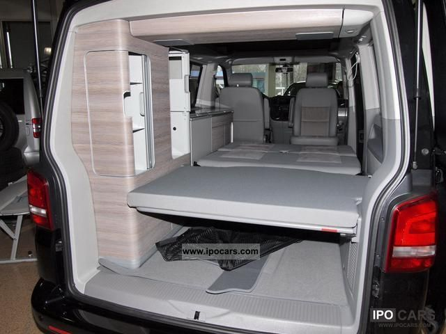 2011 volkswagen t5 california comfortline europe 4motion dsg van pictures. Black Bedroom Furniture Sets. Home Design Ideas