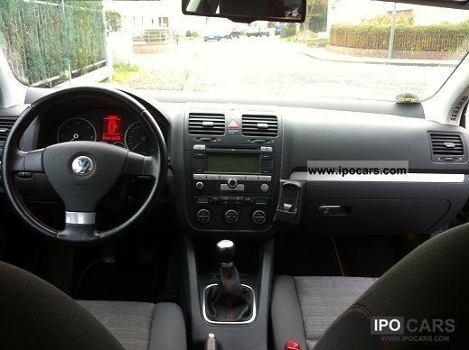 2006 Volkswagen Golf 2.0 TDI DPF Goal - Car Photo and Specs