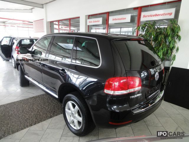2004 volkswagen touareg 2 5 r5 tdi individual car photo and specs. Black Bedroom Furniture Sets. Home Design Ideas
