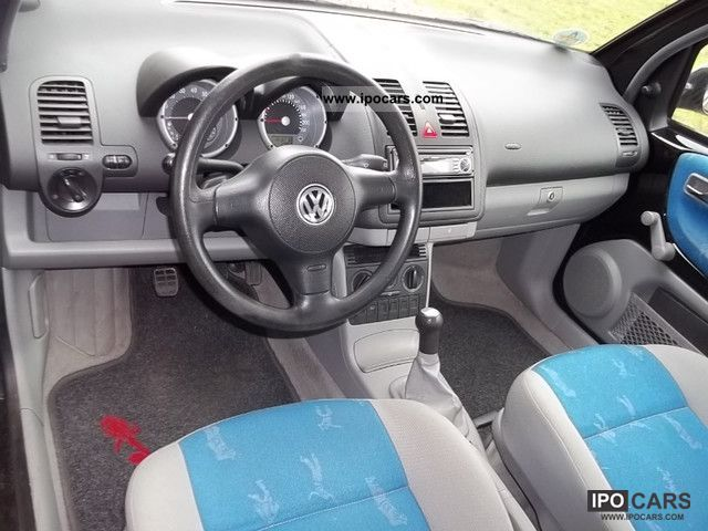 Worksheet. 2001 Volkswagen Lupo 10 College  Car Photo and Specs