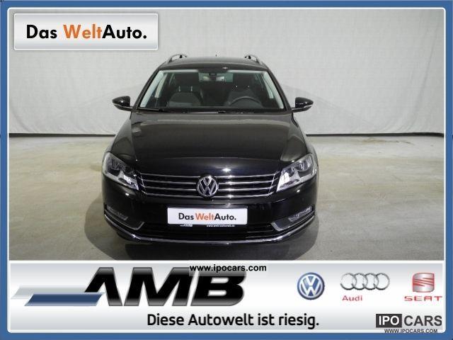 2011 Volkswagen  Passat Variant Comfortline 1.8 TSI Navi / SHZ / Park Estate Car Employee's Car photo
