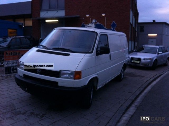 1998 Volkswagen  Transporter T4 7DA 1Z2 Van / Minibus Used vehicle photo