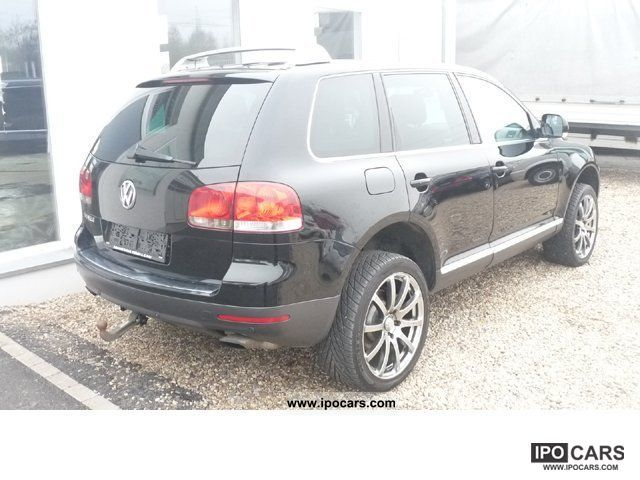 2003 volkswagen touareg v10 tdi features full car photo and specs. Black Bedroom Furniture Sets. Home Design Ideas
