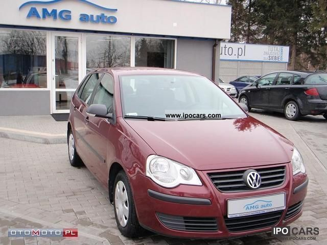 2008 Volkswagen  Polo 1.4 TDI Small Car Used vehicle photo