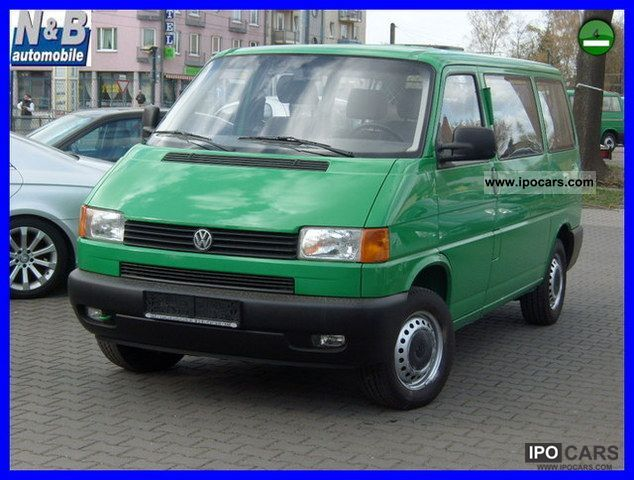 Volkswagen  T4 Caravelle 2.5 7-seater Power / ZV 1999 Liquefied Petroleum Gas Cars (LPG, GPL, propane) photo