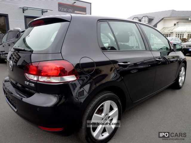 Golf Highline 2010 2010 Volkswagen Golf 2.0