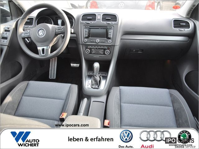 2012 Volkswagen Golf 1 2 Tsi Dsg Style Car Photo And Specs