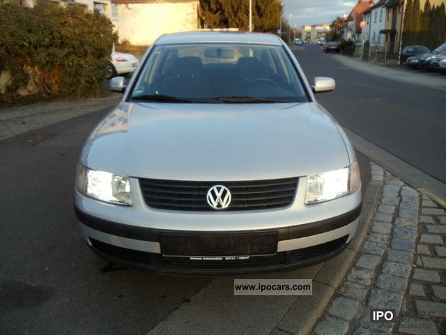 1997 Volkswagen  1.8 5V Passat Trendline org. 86.000km of 1.Hand Limousine Used vehicle photo