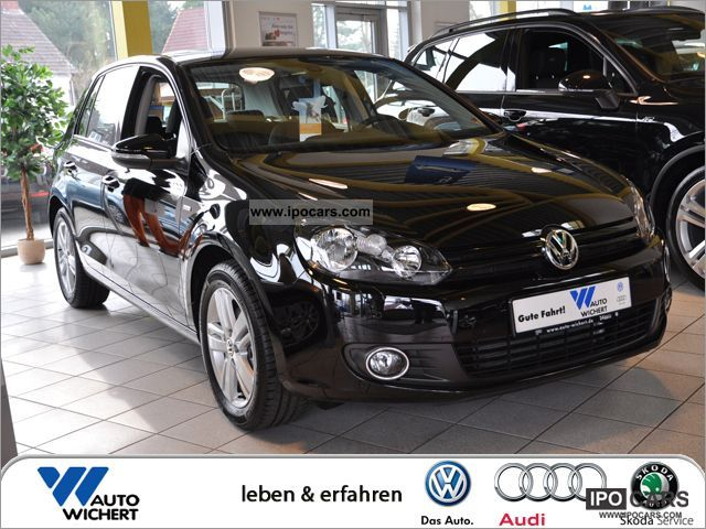 2012 Volkswagen  Golf 2.0 TDI Match DSG Limousine Pre-Registration photo