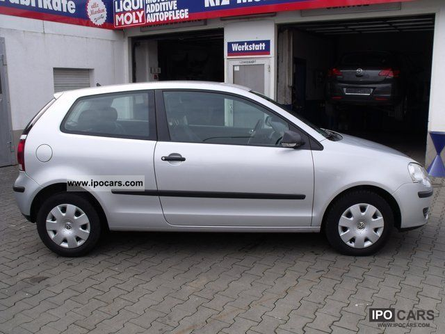 2008 Volkswagen Polo Trendline 1 4 Tdi Car Photo And Specs