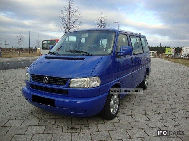 2002 volkswagen multivan t4 tim tom air car shz. Black Bedroom Furniture Sets. Home Design Ideas