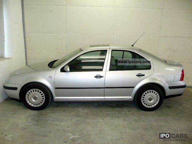 2001 Volkswagen Bora 1 6 Comfortline Auto Car Photo And
