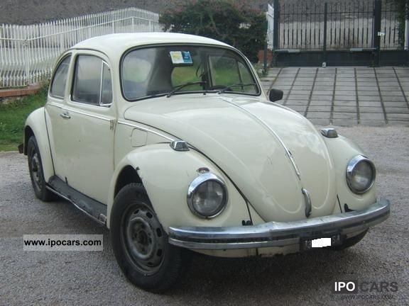 Volkswagen  Maggiolino 1968 Vintage, Classic and Old Cars photo