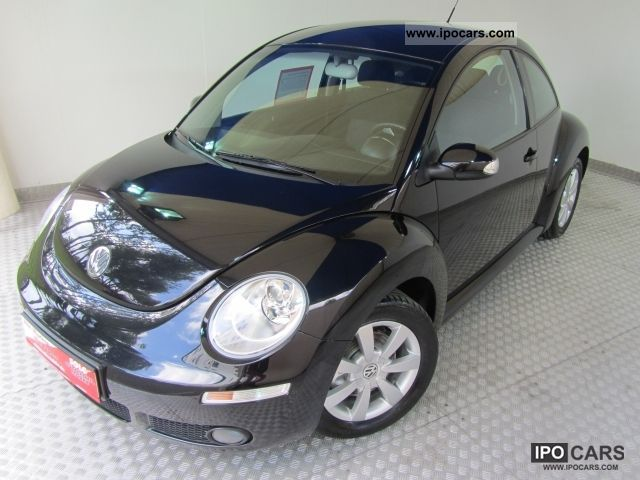 2007 Volkswagen  New Beetle 1.8T facelift first HAND Limousine Used vehicle photo