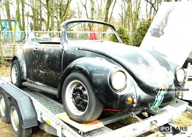1972 Volkswagen  1303 Speedster for hobbyists Cabrio / roadster Used vehicle photo